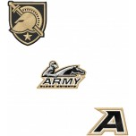Army Black Knights logo machine embroidery design for instant download