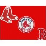 Boston Red Sox logos machine embroidery design for instant download