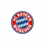 Bayern Munchen FC Logo Machine Embroidery Design
