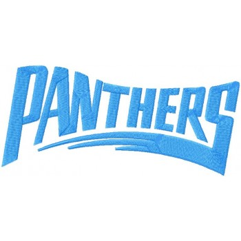 Carolina Panthers logos machine embroidery design for instant download