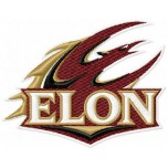 Elon Phoenix logo machine embroidery design for instant download