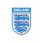 England Logo Emblem Machine Embroidery Design for instant download