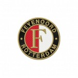 Feyenoord Rotterdam logo machine embroidery design for instant download