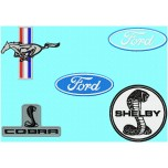 Ford logos machine embroidery design for instant download