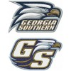 Georgia Southern Eagles logo machine embroidery design for instant download