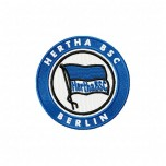 Hertha BSC Berlin logo machine embroidery design for instant download