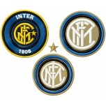 Internazionale Milan logo machine embroidery design for instant download
