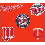 Minnesota Twins 5 Logos Machine Embroidery Design for instant download
