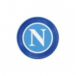 Napoli FC logo machine embroidery design for instant download