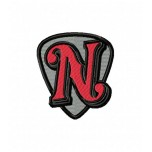 Nashville Sounds logo machine embroidery design for instant download