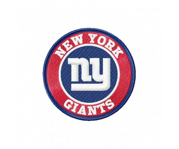 new york giants logos machine embroidery designs for instant download
