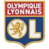Olympique Lyonnais logo machine embroidery design for instant download