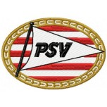 PSV Eindhoven logo machine embroidery design for instant download