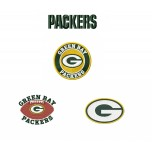 Green Bay Packers logos machine embroidery design for instant download