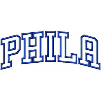 Philadelphia 76ers five logos machine embroidery design for instant download