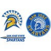 San Jose State Spartans logo machine embroidery design for instant download