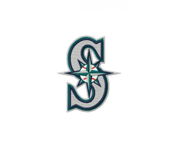 Mariners 3 Logos Machine Embroidery Designs For Instant Download