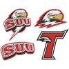 Southern Utah Thunderbirds logos machine embroidery design for instant download