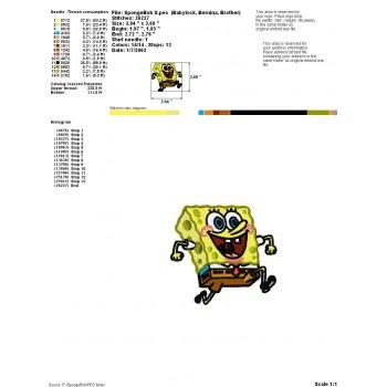 spongebob machine