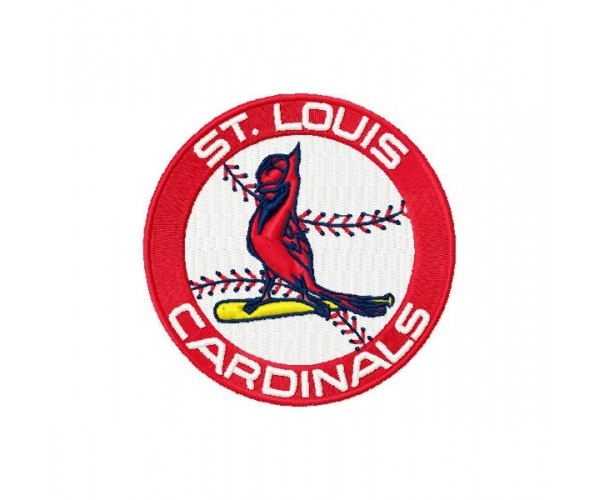 stlouis cardinals logos package machine embroidery design 1 free aplique design for instant download