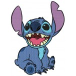Stitch (Lilo & Stitch) machine embroidery design for instant download