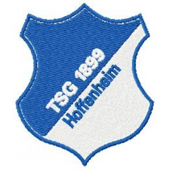 TSG 1899 Hoffenheim logo machine embroidery design for instant download