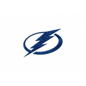 Tampa Bay Lightning logos machine embroidery design for instant download