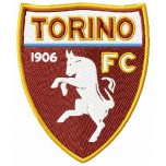 Torino FC logo machine embroidery design for instant download