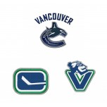 Vancouver Canucks logo machine embroidery design for instant download