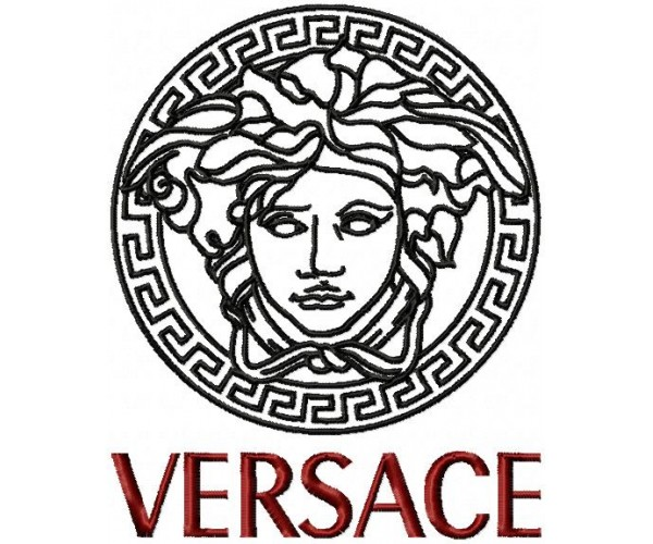 VERSACE logo machine e...