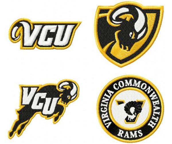 Vcu rams logo vector logos