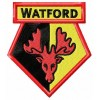 Watford F.C. logo machine embroidery design for instant download